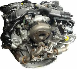 Mercedes Van Engines - Rebuilt commercial engines